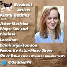 Kirsty Geddes