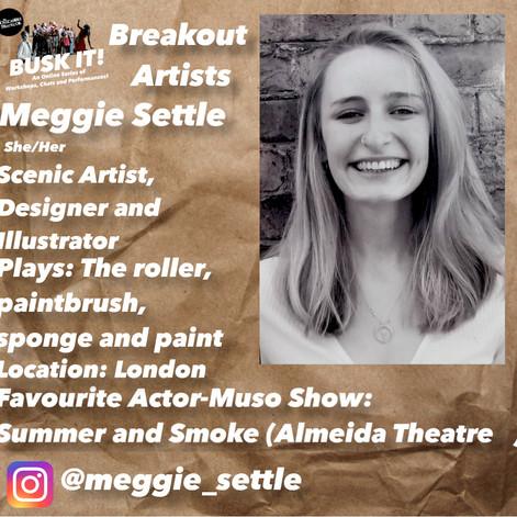 Meggie Settle