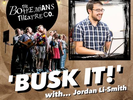 The Bohemians 'Busk it!' with Jordan Li-Smith