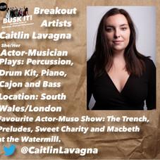 Caitlin Lavagne