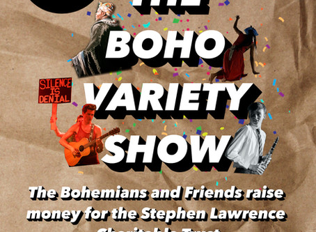 The Boho Variety Show