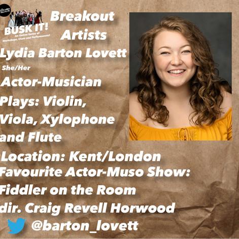 Lydia Barton Lovett