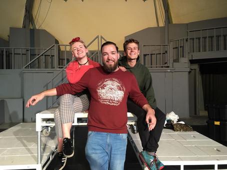 Putting on Theatre in Coronaville