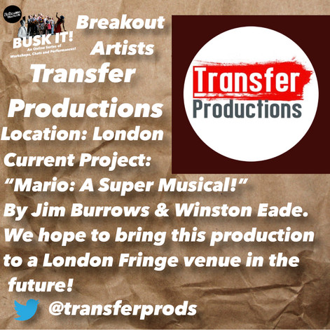 Transfer Productions
