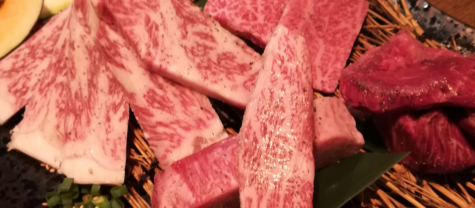Mangiare Yakiniku nella Periferia di Tokyo