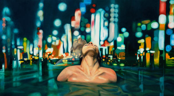 Eric Allen Carter_Inner-city_Oil_30x54.j