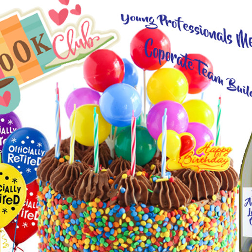 Choose your own Birthday Party or other Private Event