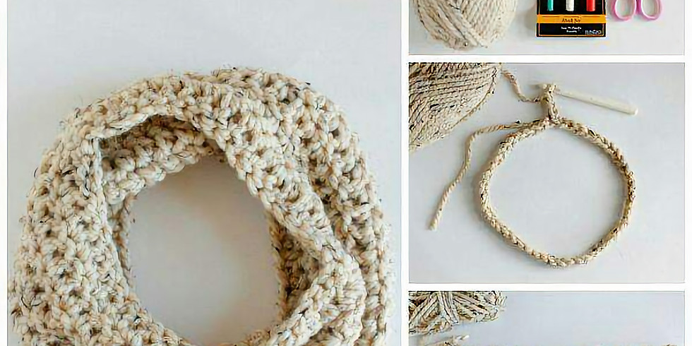 Beginning Crochet (Ages 17 and up)