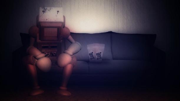 Fallal a fejnek – zárókép