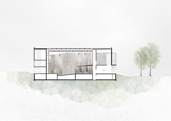 bachelor project KAMMERMUSIKSAAL REICHENAU