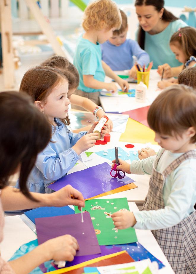Development learning children in prescho
