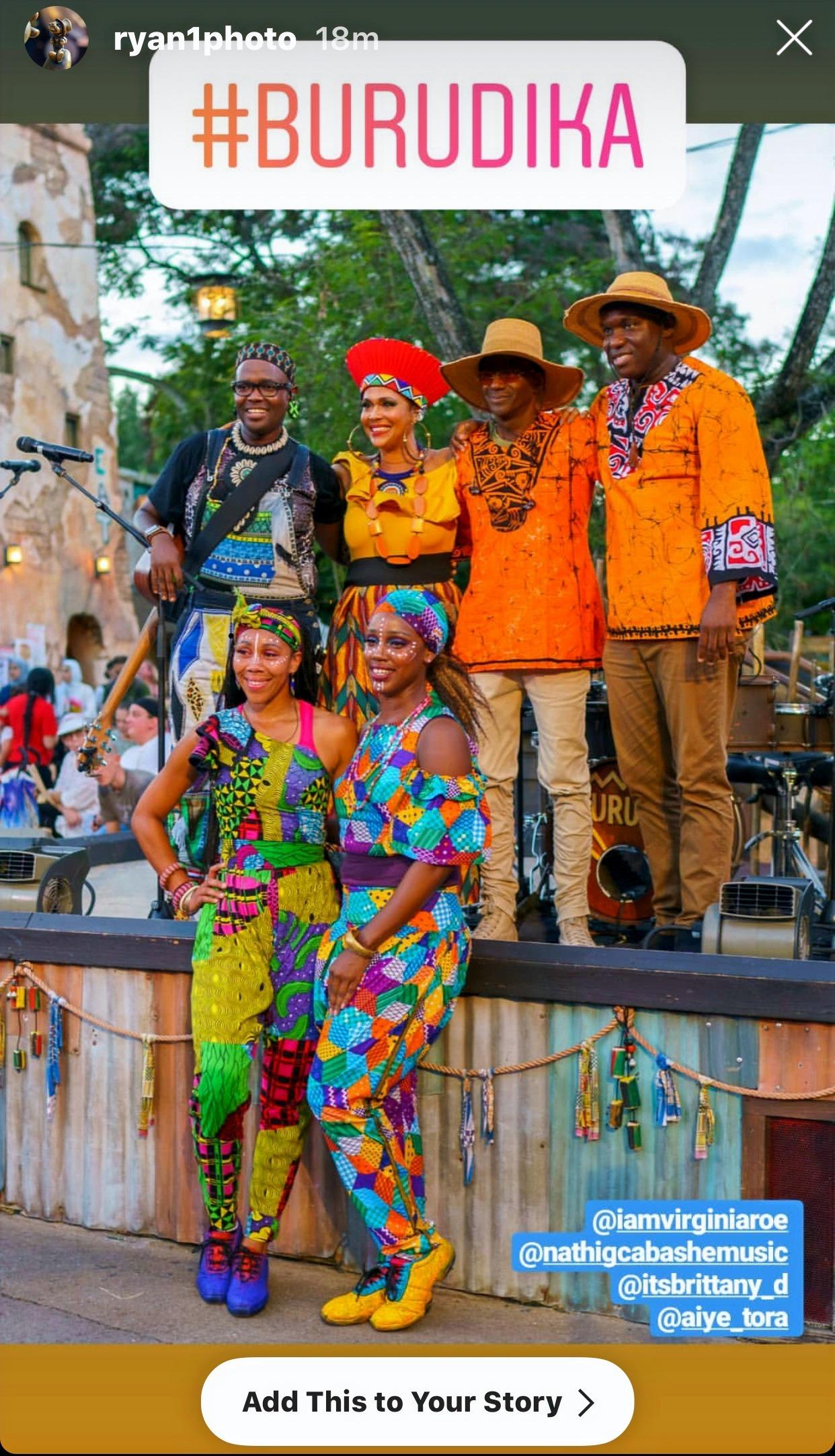Nathi Gcabashe and Wassalou/Burudika