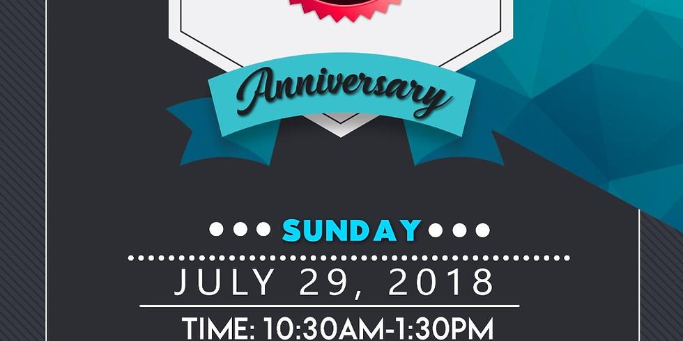 Church Anniversary