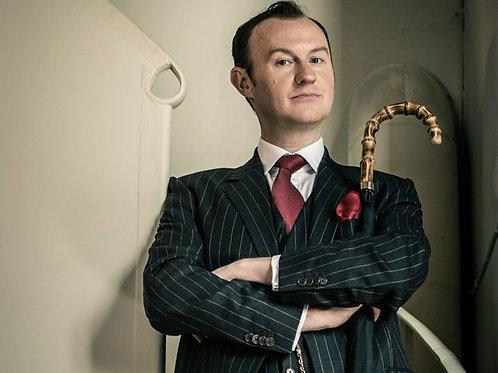 Mycroft Holmes Servitor