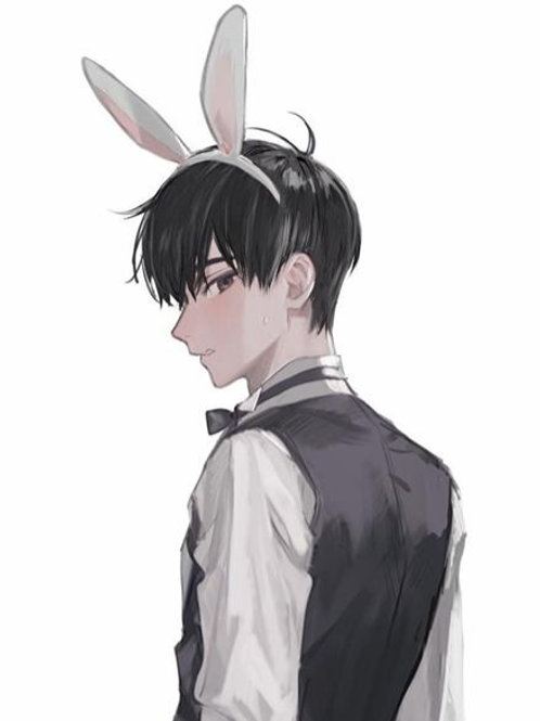 Verlin, Male Rabbit Shifter