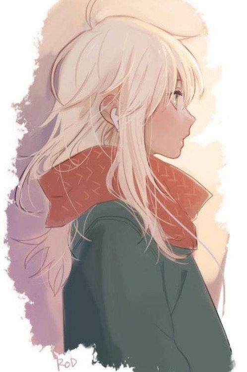 Laryssa, Female Mystery Spirit