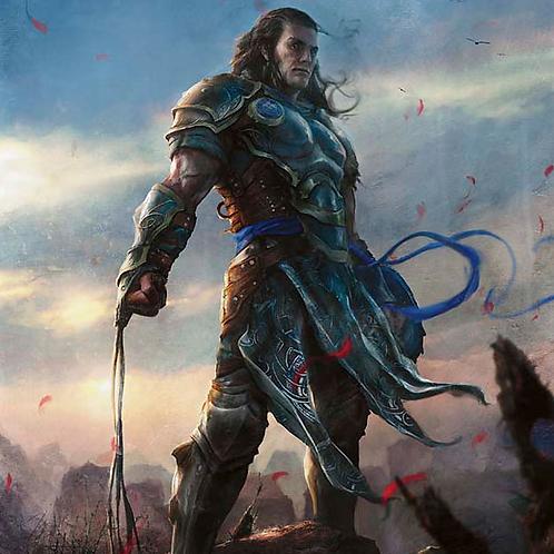 Gideon Jurah, Astral Traveler Servitor