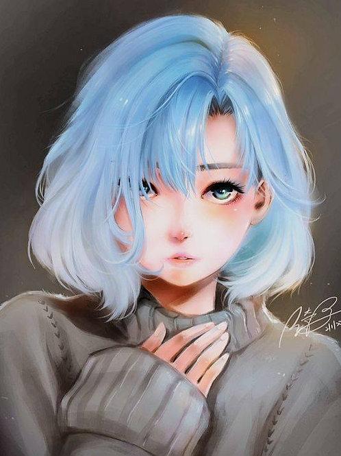 Ventia, Female Blue Hour Djinn
