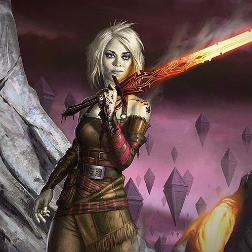Nahiri, Astral Traveler Servitor
