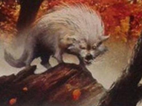 Quilled Wolf Servitor
