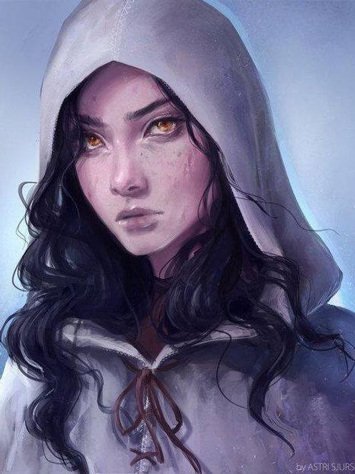 Ailbhe, Female Leannan Sidhe