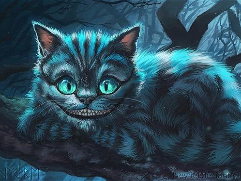 Cheshire Cat Training Servitor