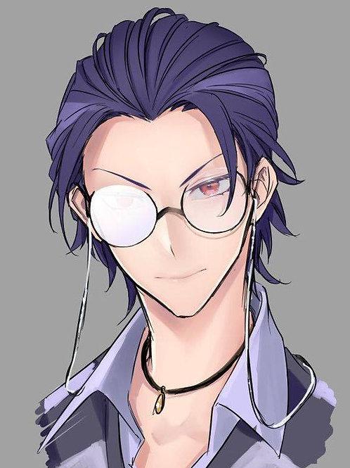 Ordo, Male Psychic Vampire