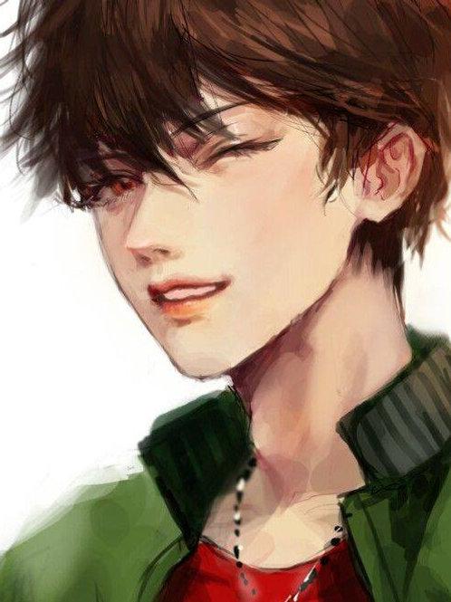 Zachary, Werewolf
