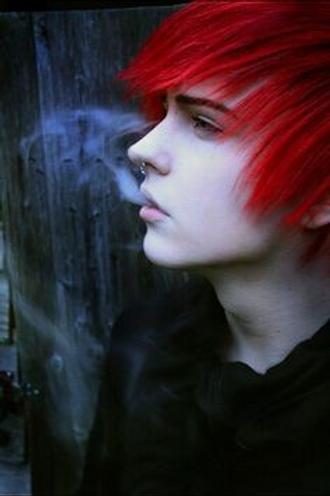 Aliyur, Male Smoke Djinn