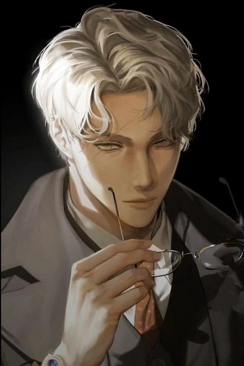 Okslan, Male Celestial Vampire