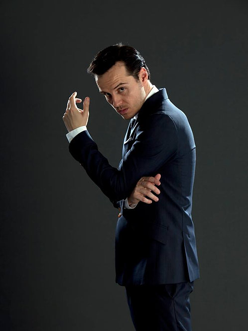 James Moriarty Servitor