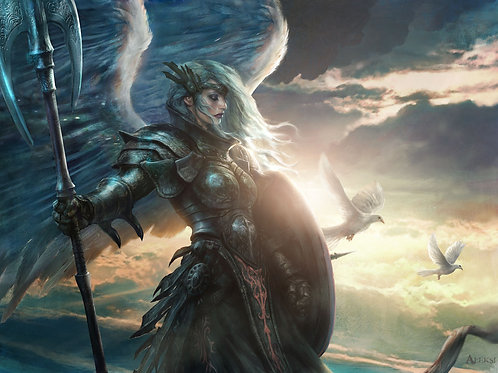 Aegis Angel Servitor