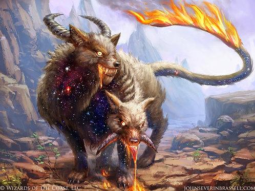 Mogis's Warhound Spelled Servitor