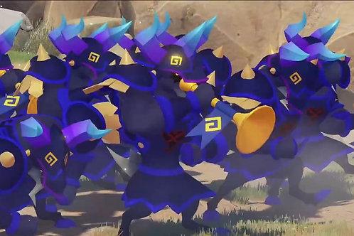 Minotaur Heartless