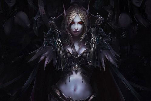 Banshee Queen Servitor