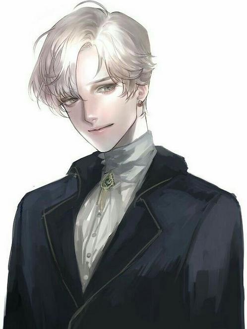 Kellan, Male Celestial Vampire