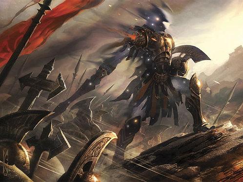 Eidolon of Countless Battles Spelled Servitor