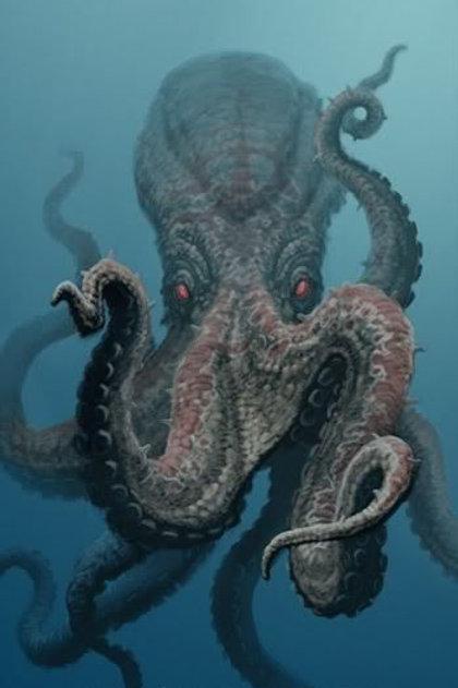 Daliara, Kraken