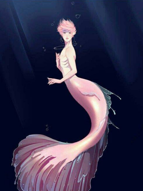 Sandriase, Merman