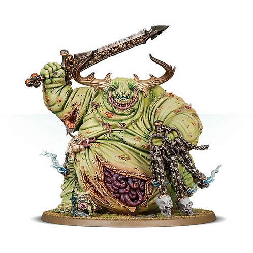 Great Unclean One Spread