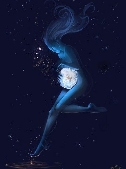 Loidressa, Female Moonlight Fae