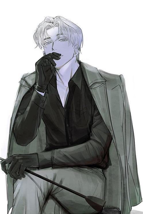 Skolysse, Male Celestial Vampire