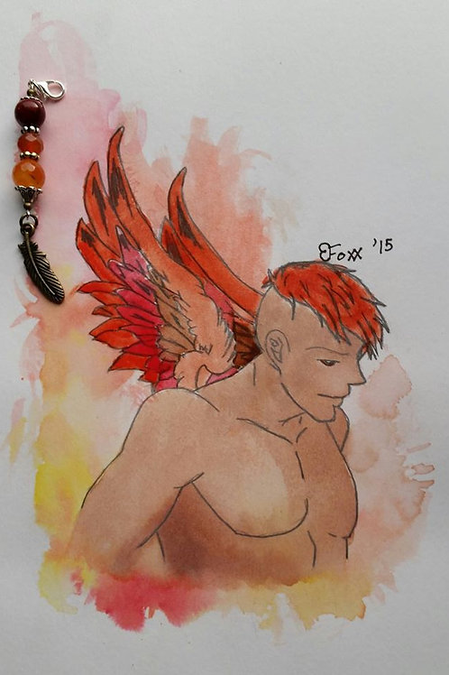 Watercolor Spirit Portrait
