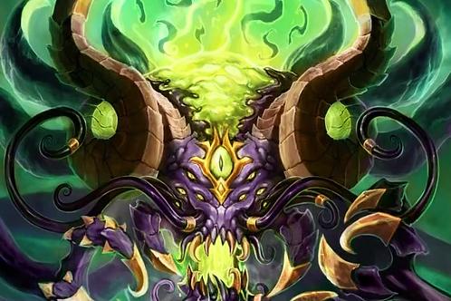 Y'Shaarj, God of Seven Heads