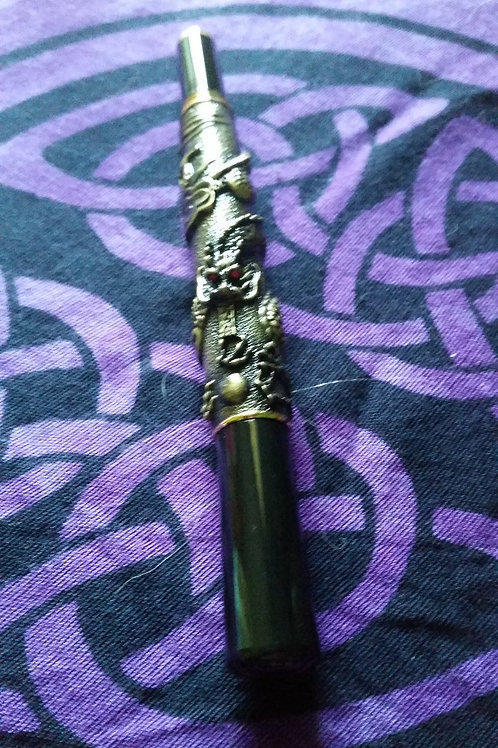 """So Mote It Be"" Dragon Catalyst Pen"