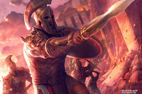 Akroan Crusader Servitor
