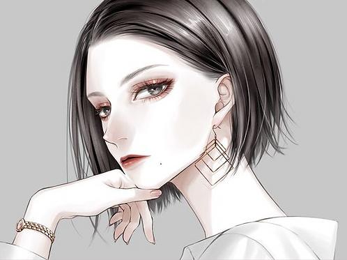 Sarilanna, Female Mystery Spirit