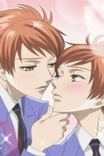 Hikaru and Kaoru Hitachiin Servitors