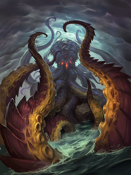 N'Zoth, God of the Deep