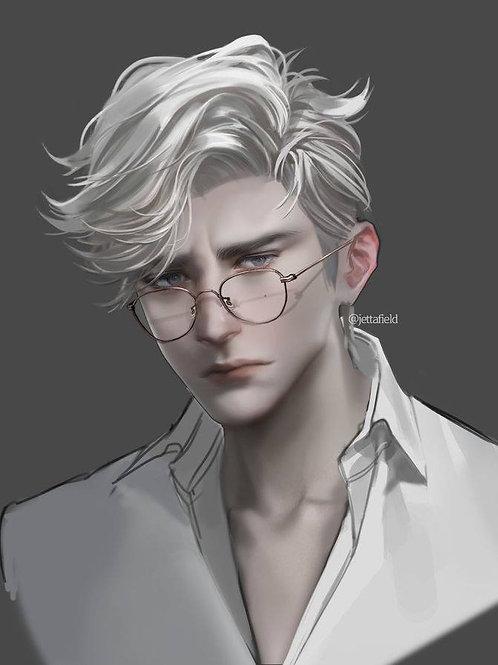 Valentrius, Male Mystery Spirit